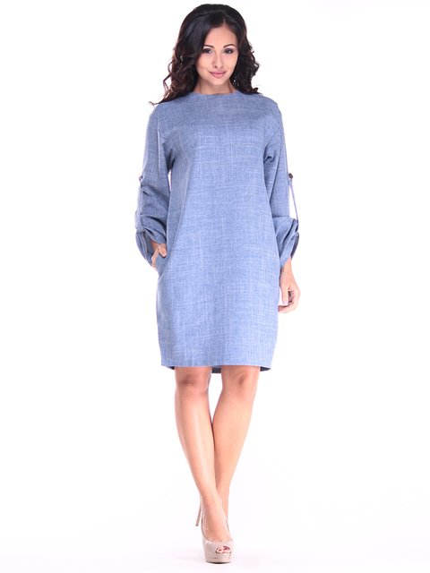 Платье светло-сиреневое Dioni 2917861