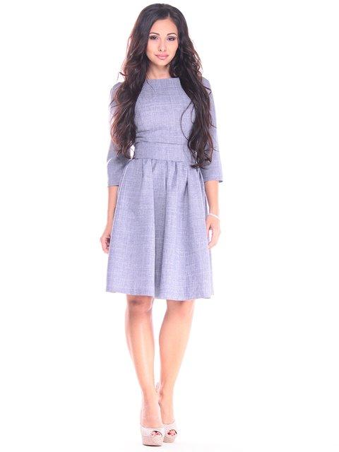 Платье цвета фиолетовой дымки Dioni 2917880