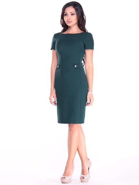 Сукня смарагдова Dioni 2933541