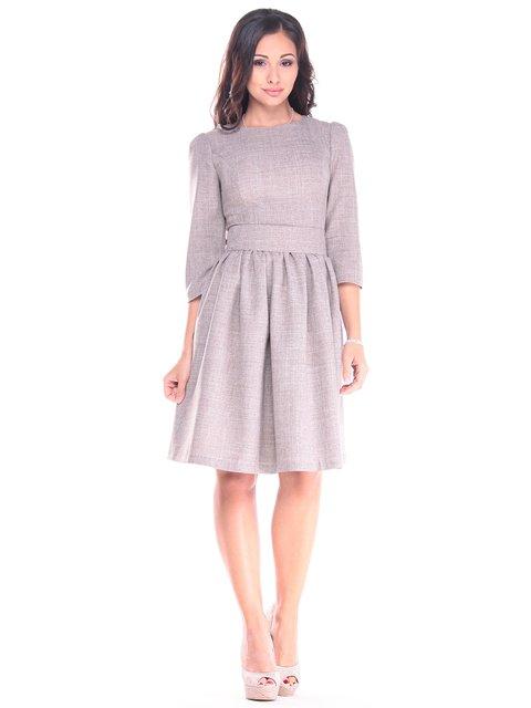 Сукня кольору мокко Dioni 2952465