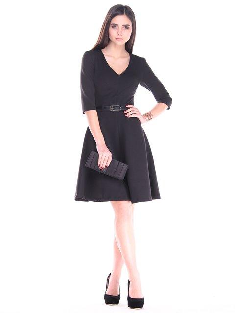 Платье черное Rebecca Tatti 2918024