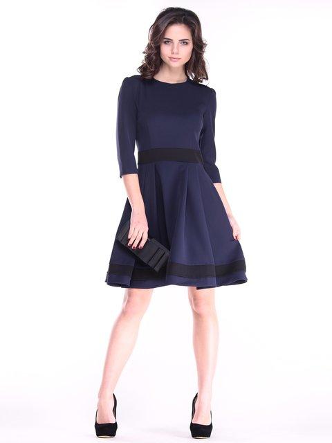 Сукня темно-синя Rebecca Tatti 2932977