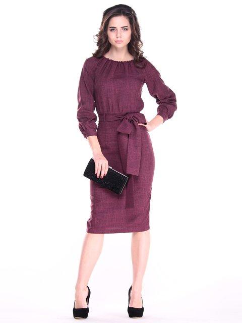 Платье сливовое Rebecca Tatti 2933715