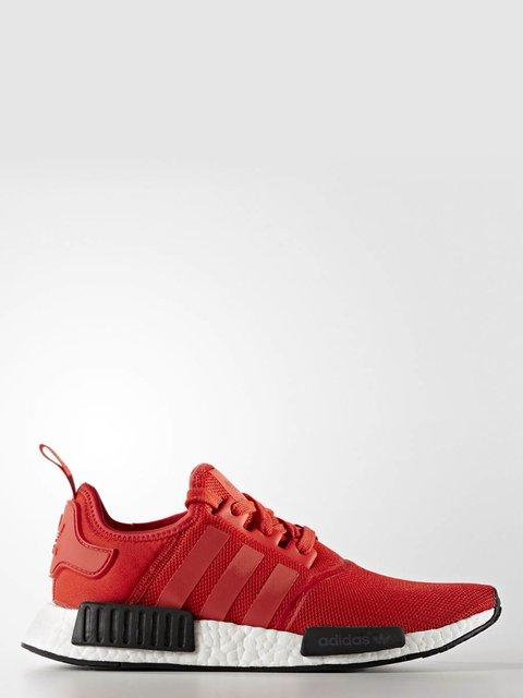 Кроссовки красные Adidas 2977848