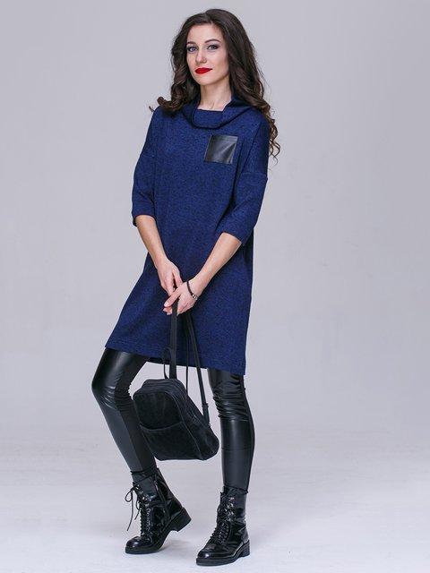 Платье синее Jet 2984733