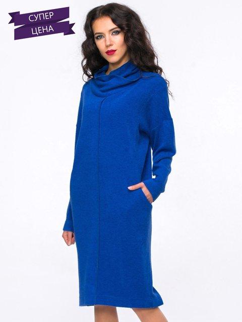 Платье синее Jet 2776261
