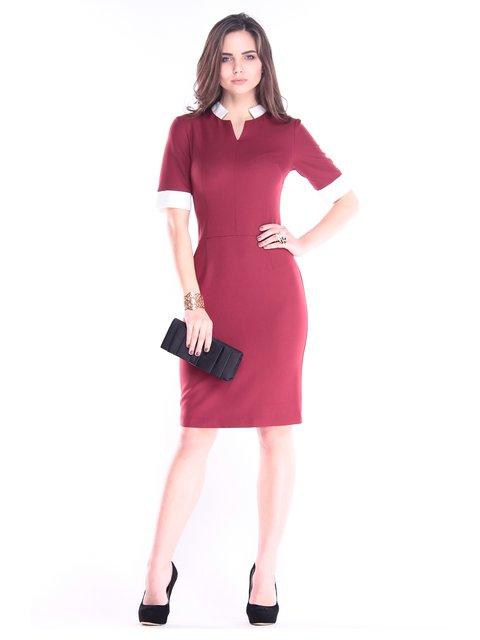 Платье сливово-молочное Rebecca Tatti 2985937