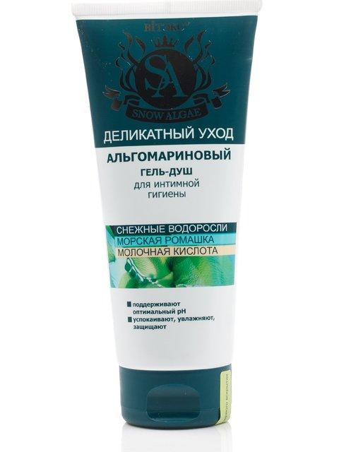Гель-душ альгомариновый для интимной гигиены (200 мл) ВіТЭКС 2820150