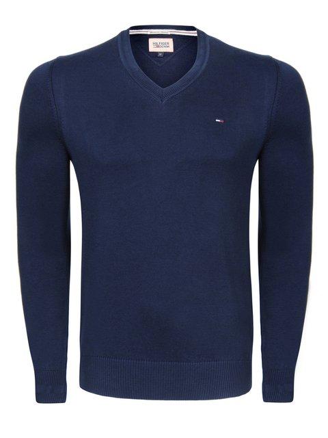 Пуловер синій Tommy Hilfiger 2987667