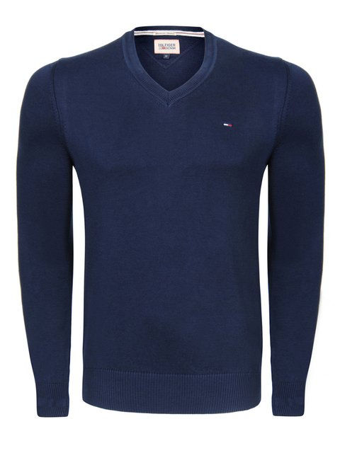 Пуловер синий Tommy Hilfiger 2987667