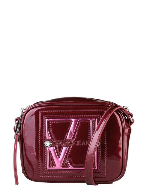 Сумка красная Versace Jeans 2991882