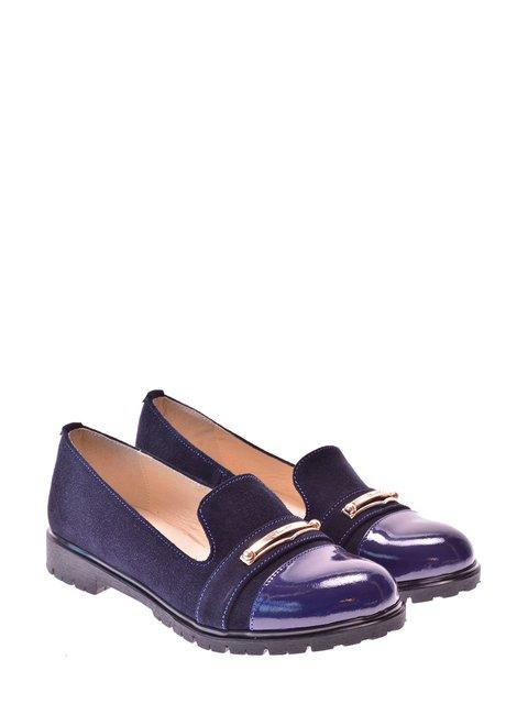Туфли синие ForStyle 2992644