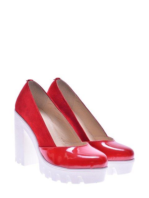 Туфлі червоні ForStyle 2992669