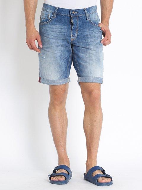 Шорты синие джинсовые Antony Morato 3012192