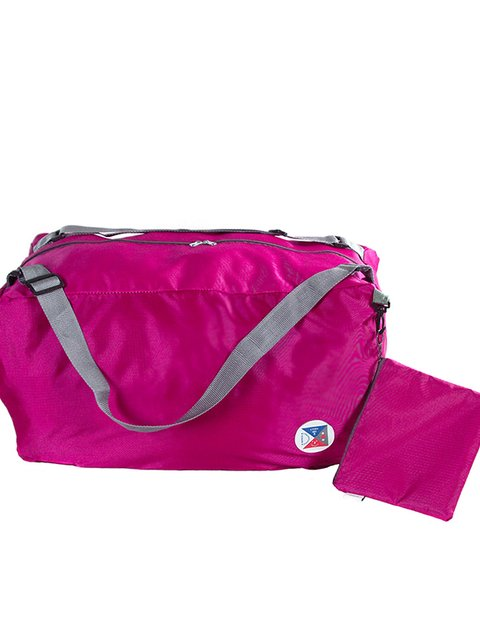 Сумка-рюкзак рожева Traum 3016626