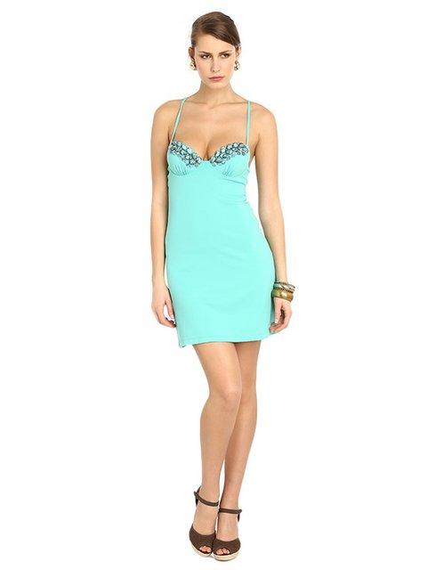 Сукня бірюзова Fisico 2480849