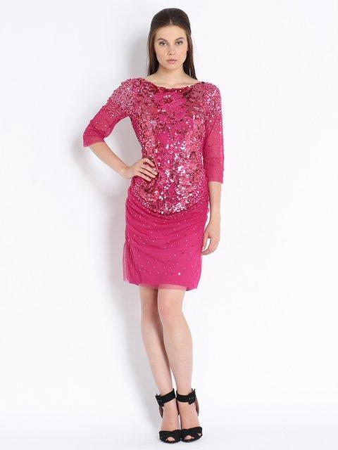Платье розовое Patrizia Pepe 2616410