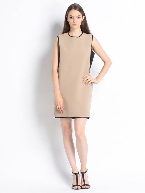 Платье двухцветное Sandro Ferrone 2877881