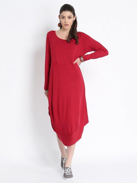 Сукня червона Midali Toujours 2889505