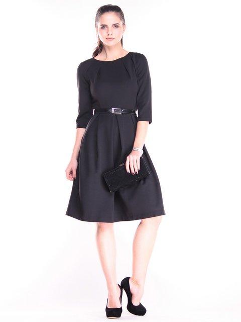 Платье черное Dioni 2844942