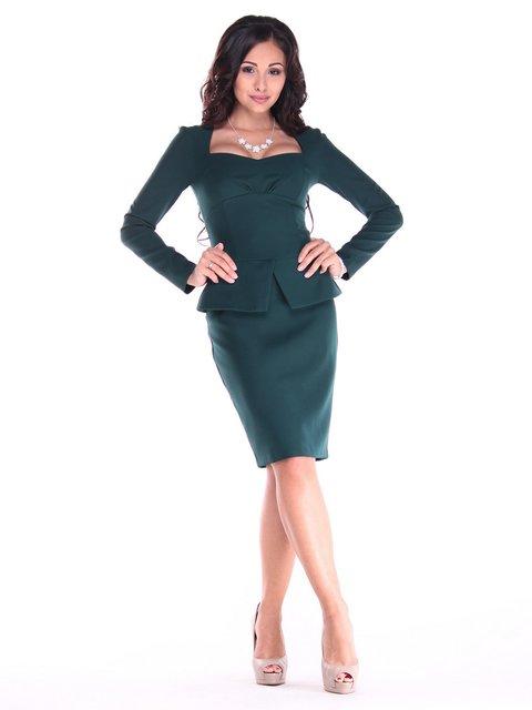 Сукня темно-смарагдова Laura Bettini 2899388