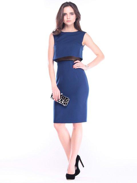 Сукня-сарафан синя Laura Bettini 2962247