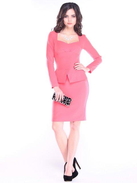 Платье розовое Laura Bettini 2962260