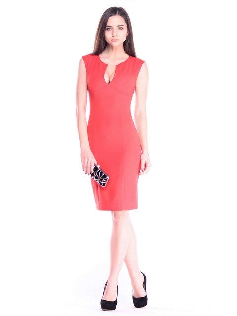 Платье-сарафан красное Dioni 2995903