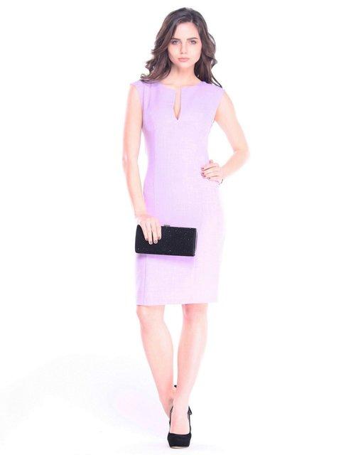 Платье-сарафан светло-фиалкового цвета Dioni 3008109