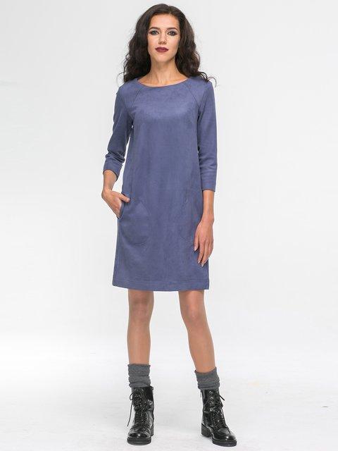Платье серое Jet 2703964