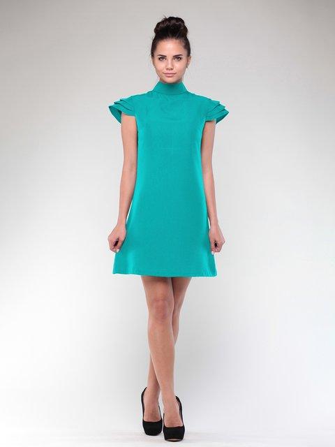 Платье темно-ментолового цвета Dioni 3031407