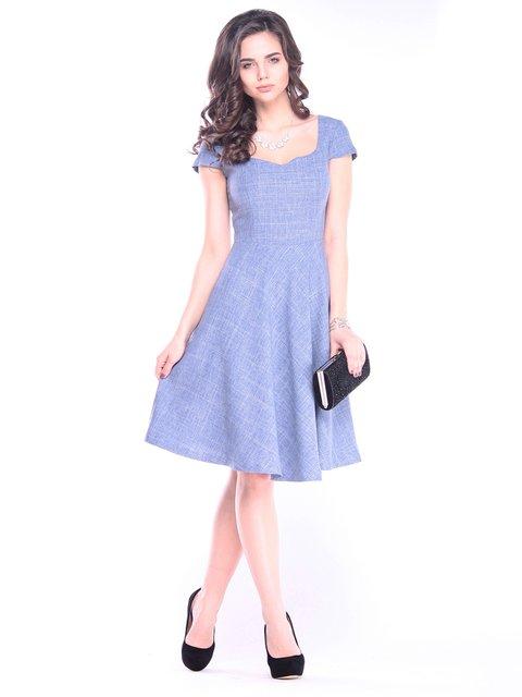 Платье светло-сиреневого цвета Dioni 3031489