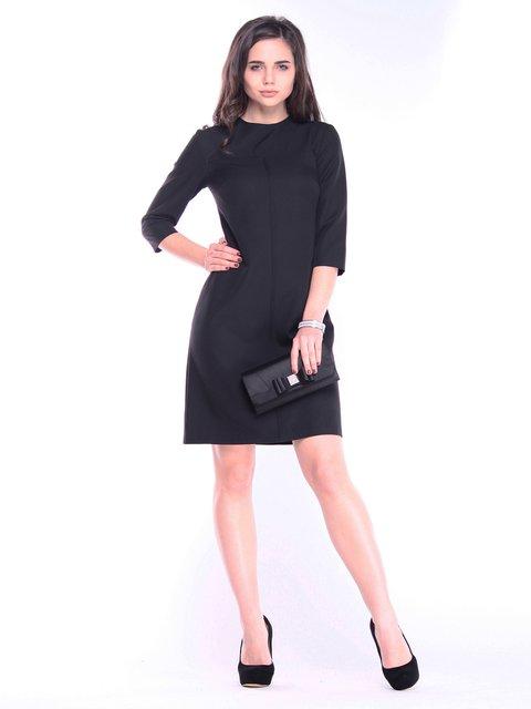 Платье черное Dioni 3031593