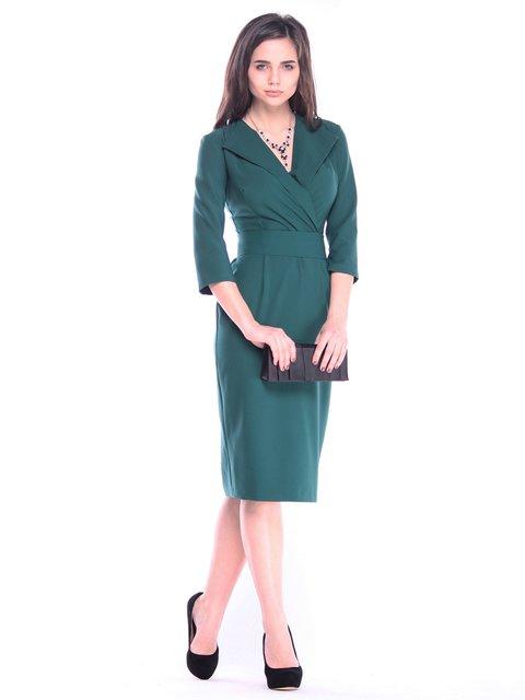 Сукня темно-смарагдова Dioni 3031601