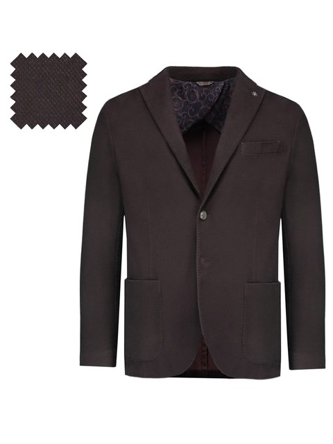 Піджак темно-бордовий Manuel Ritz 3037604