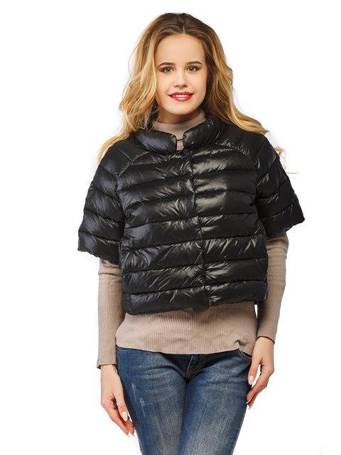 Куртка чорна Mila Nova 3043015