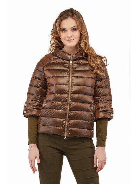 Куртка коричнева Mila Nova 3043186