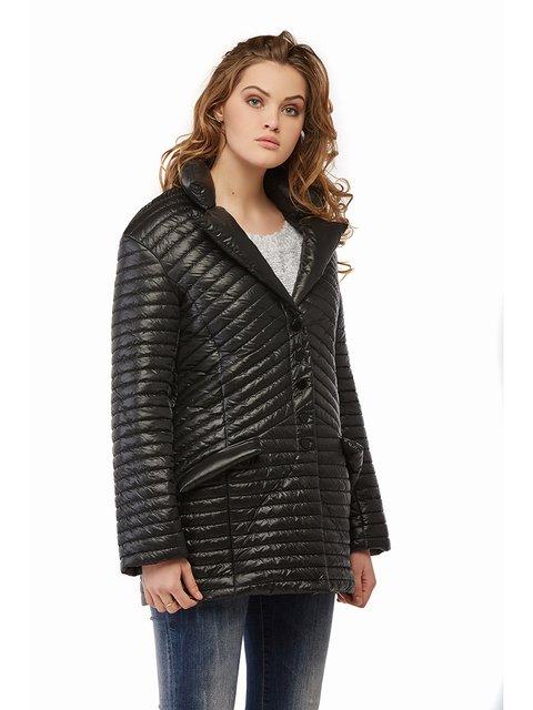 Куртка чорна Mila Nova 3043195