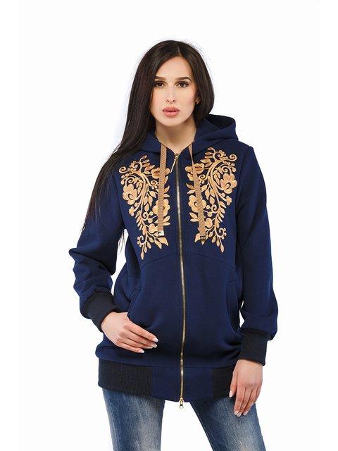 Куртка синя Mila Nova 3043241