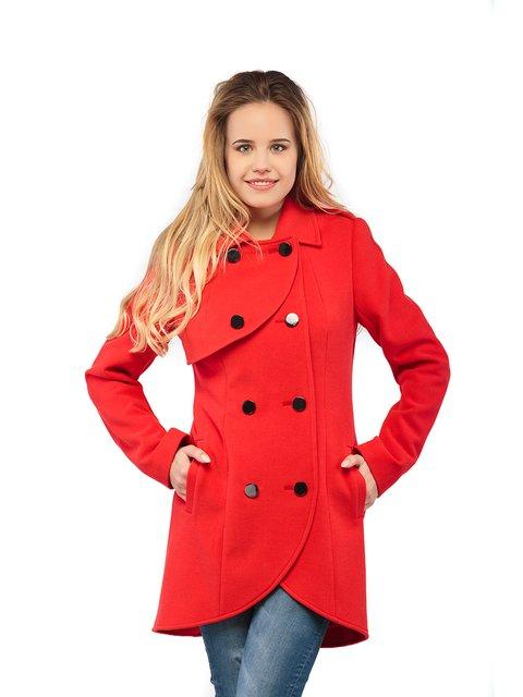 Пальто коралове Mila Nova 3043291