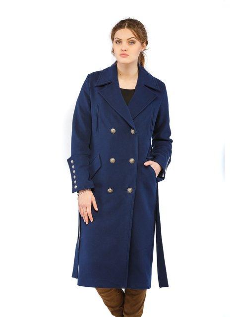 Пальто синє Mila Nova 3043305