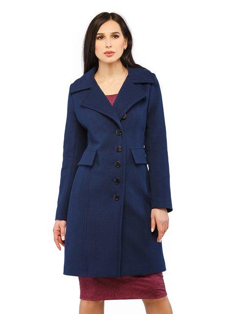 Пальто синє Mila Nova 3043309