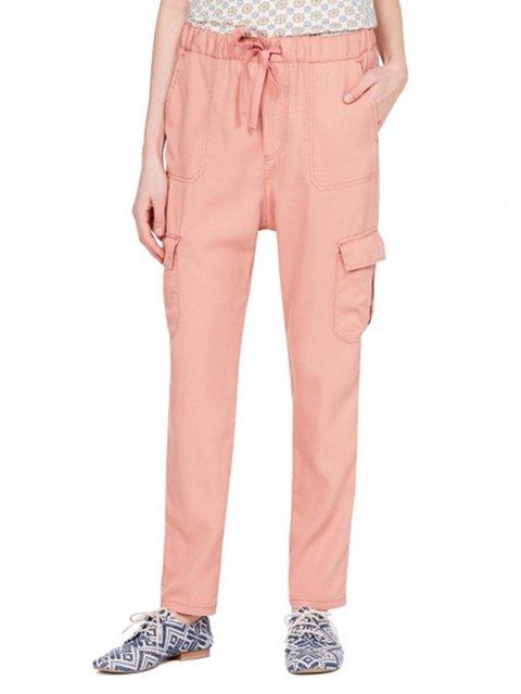Брюки розовые Benetton 2923176