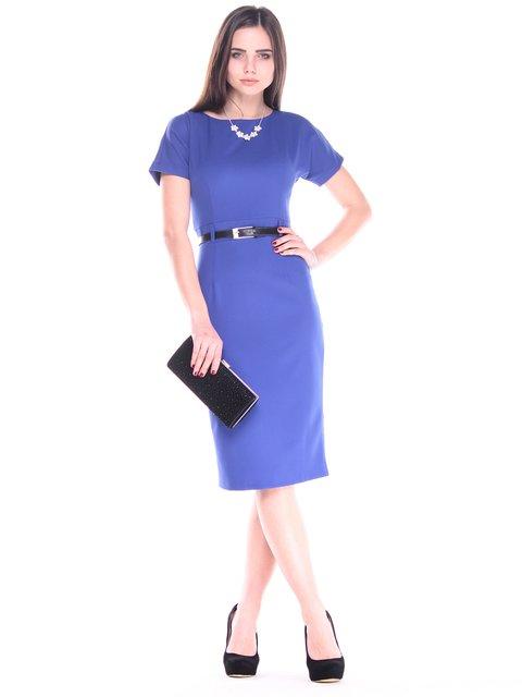 Платье цвета электрик Dioni 2900661