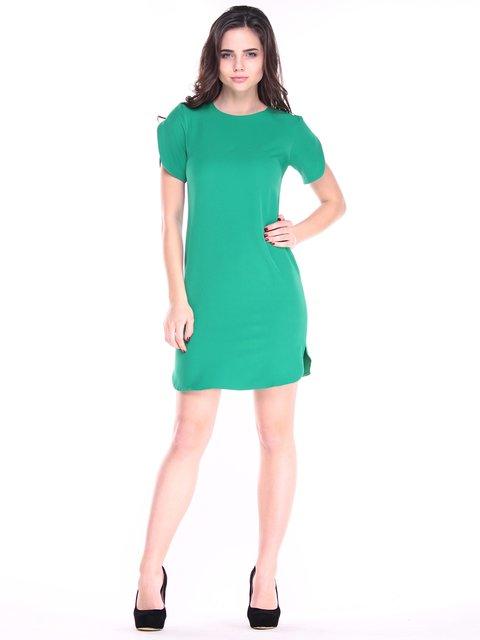 Платье травянистого цвета Dioni 2917897