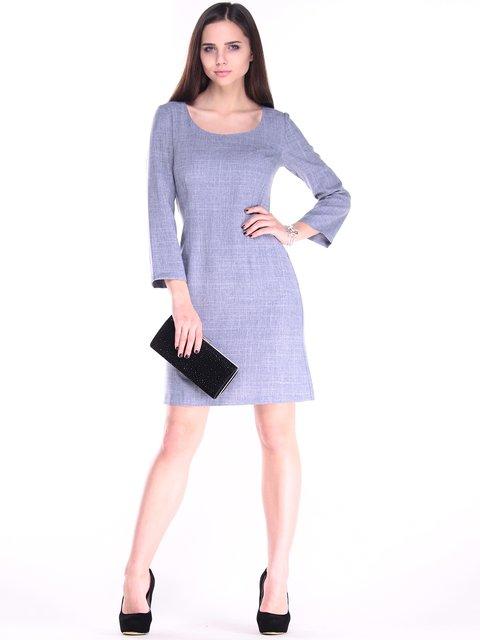Платье цвета фиолетовой дымки Maurini 2917997
