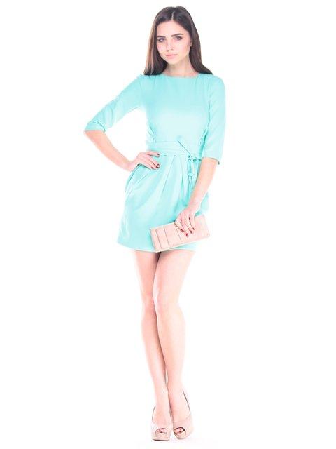 Сукня кольору зеленої бірюзи Maurini 2918018
