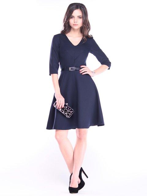 Сукня темно-синя Rebecca Tatti 2985933