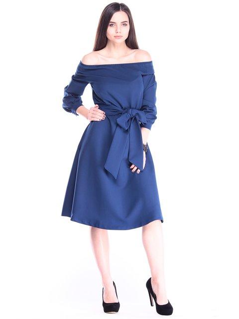 Сукня синя Laura Bettini 2995870