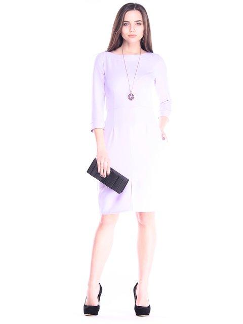 Платье светло-сиреневое Maurini 2995948
